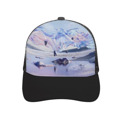 yanfind Adult Bend Rubber Baseball Hollow Out Abstract Technology Microsoft Microsoft Design Glossy Landscape Beach,Tourism,Mountaineering,Sports, Parties,Cycling