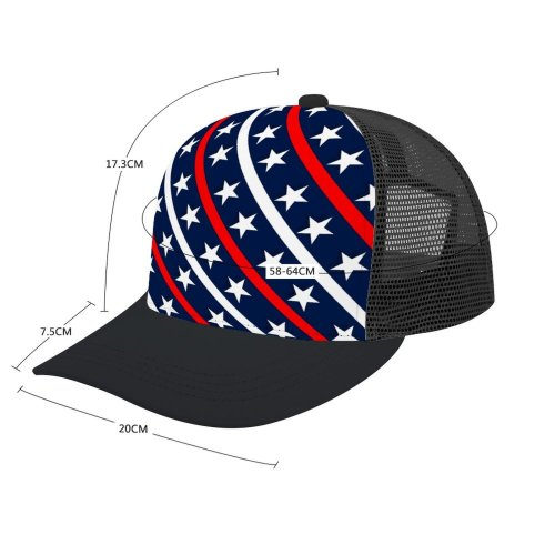 yanfind Adult Bend Rubber Baseball Hollow Out Patriotic,red,white,blue,stars,diagonal,strips,freedom,memorial,independence Day,july th,fourth Beach,Tourism,Mountaineering,Sports, Parties,Cycling