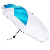 yanfind Umbrella Manual Social Studio Number Beauty Tied Party Sewing Item Pearl Shiny Shot Windproof waterproof anti-ultraviolet protection golf umbrella