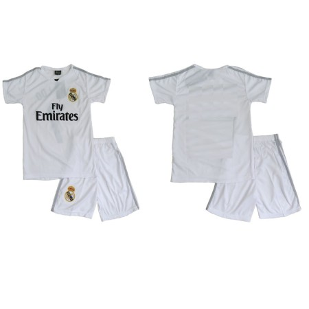 Lenrick Adult Cristiano Ronaldo Real Madrid  Home Kit White Wholesale