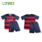 Lenrick Adult  FCB  Barcelona Away  Soccer Jerseys Kits Youth Football Uniform