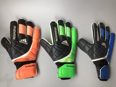 Adult Soccer Goalie Glovers Fingersave  Size 8# 9# 10#