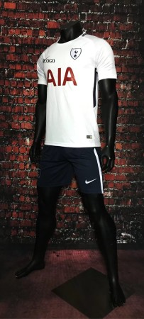 Adult Tottenham Hotspur HOME Soccer Jersey Uniforms Men Soccer Team Uniforms