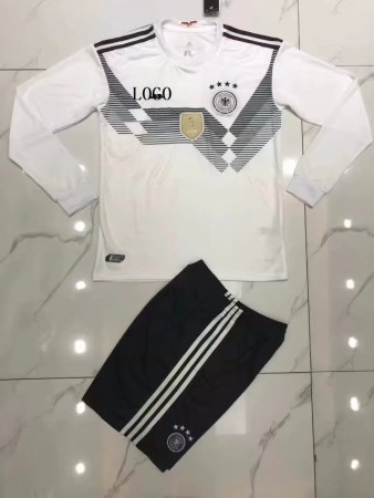 Germany Long Sleeve Jersey Uniforms