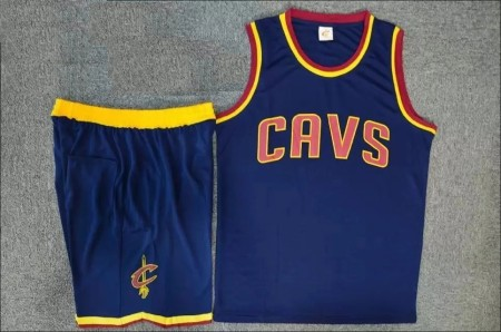Men's Cleveland Cavaliers Kevin Love Jersey Uniforms Adult Basketball Team Kits Custom Name And Number