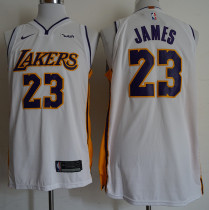 Laker Lebron 23 Basketball Jersey