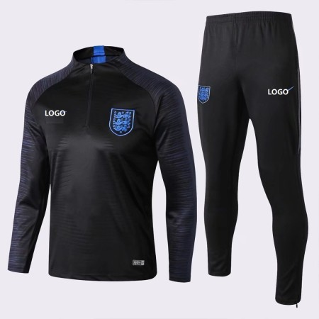 2018/19 Men England Soccer Tracksuit Adult Football Training suit