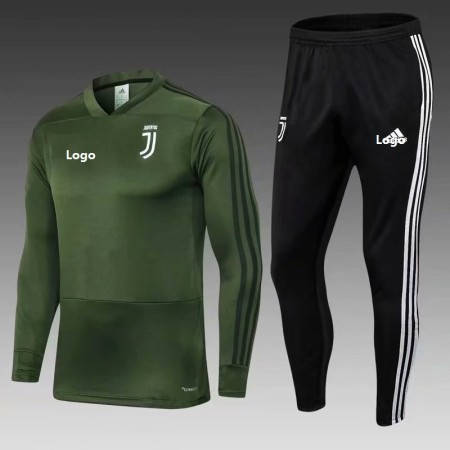 2018/19 Men  Juventus Soccer Tracksuit Adult Football Training Suits