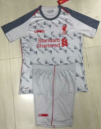 2018/19 AAA Men Liverpool Third Away Soccer Uniform Adult Football Kits Customize Name Number