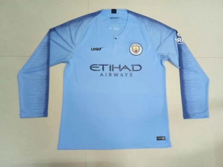 18/19 Thai Quality  MANCHESTER HOME SOCCER JERSEY Men Football Shirt