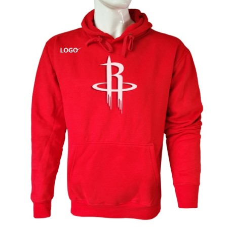 ROCKET RED HOODIES BASKETBALL