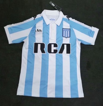 2018/2019 Thai Quality Racing Club Home Soccer Jersey Shirt