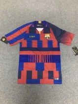 18-19 Adult limited Barcelona Soccer Jersey -Thai Quality