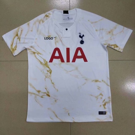 Thai Quality With Logo Adult Tottenham EA sports Soccer Jersey Men Football Shirt