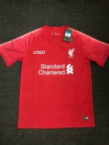 19-20 Adult Liverpool Hme Red Thai Quality soccer jersey