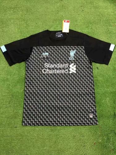 size 40 dd46f 890db 2019/20 Adult thai version Liverpool tgird away soccer jersey