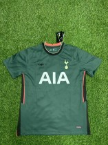 20-21 Thai Version adult Tottenham away soccer jersey football shirt