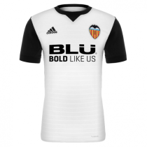 Valencia 2017-2018 away Soccer Jersey camisetas de futbol aaa thailand quality cheap discount football shirts