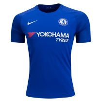 Chelsea 2017-2018 Home Soccer Jersey AAA Thai Quality Cheap discount Football Shirt Wholesale online free shipping