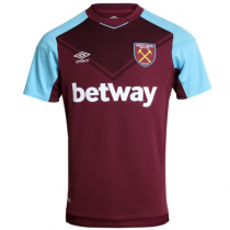 West Ham 2017-2018 Home Soccer Jersey AAA Thailand Quality Cheap discount football shirts wholesale online free shipping