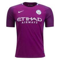 Manchester City 2017-2018 Away Soccer Jersey AAA Thai Quality Cheap discount thailand version football shirts wholesale online free shipping