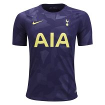 Tottenham Hotspur 2017-2018 Third Away Champions Black Color Soccer Jersey AAA Thailand Quality Cheap discount football shirts wholesale online free shipping