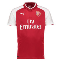 Arsenal 2017-2018 Home Soccer Jersey AAA Thai Quality Cheap Discount Football Shirts Wholesale Online Store Free Shipping