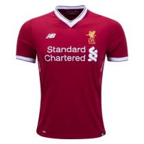 Liverpool 2017-2018 Home Soccer Jersey AAA Thailand Quality Best Quality Replica cheap discount football shirts wholeale online free shipping