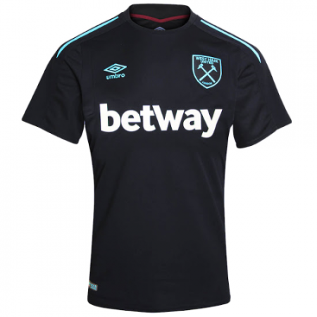 West Ham 2017-2018 Away Soccer Jersey AAA Thailand Quality Cheap discount football shirts wholesale online free shipping