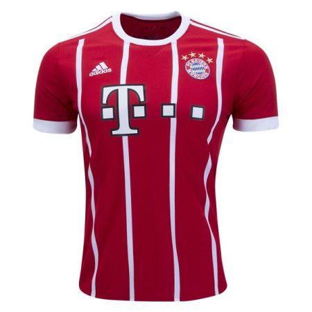 Bayern Munich 2017-2018 Home Soccer Jersey Fußball Trikot AAA Thai Quality Cheap Discount Football Shirts Replica wholesale online free shipping