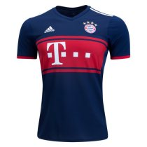 Bayern Munich 2017-2018 Away Soccer Jersey Fußball Trikot AAA Thailand Quality Cheap Discount Football Shirts Replica wholesale online free shipping