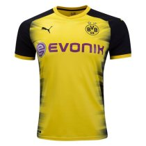 Dortmund 2017-2018 Champions League Home Soccer Jersey Fußball Trikot AAA Thailand Quality Cheap Discount Football Shirts Wholesale Online Free Shipping