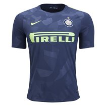 Inter Milan 2017-2018 Third Away Champions Soccer Jersey Maglia da calcio AAA Thailand Quality Cheap Discount Football Shirts wholesale online store free shipping