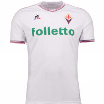 Fiorentina 2017-2018 Away Soccer Jersey Maglia da calcio AAA Thailand Quality Cheap Discount Football Shirts Replica Jerseys Wholesale Online Free Shipping