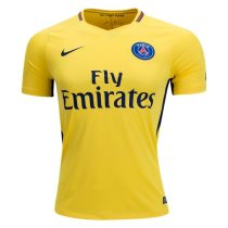 PSG 2017-2018 Away Soccer Jersey Maillot de football Cheap Shirt aaa thailand quality Discount wholesale online Best Quality