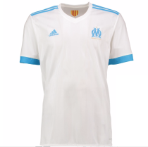 Marseille 2017-2018 Home Soccer Jersey Maillot de football AAA Thailand Quality Replica jerseys Cheap Shirt Kits Discount wholesale online Best Quality