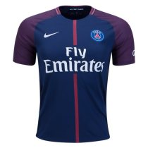 PSG 2017-2018 Home Soccer Jersey Maillot de football Cheap Shirt aaa thai quality Discount wholesale online Best Quality