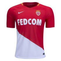 AS Monaco 2017-2018 Home Soccer Jersey Maillot de football Cheap Shirt aaa thai quality Discount wholesale online Best Quality