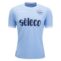 Lazio  2017-2018 Home Soccer Jersey Maglia da calcio AAA Thailand Quality Cheap Discount Football Shirts wholesale online store free shipping
