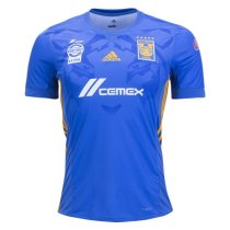 Tigres UANL 2017-2018 Away Soccer Jersey camiseta de Futbol AAA Thailand Quality Cheap Discount Football Shirts Wholesale Online Free Shipping