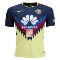 Club America 2017-2018 Home Soccer Jersey camiseta de Futbol AAA Thailand Quality Cheap Discount Football Shirts Wholesale Online Free Shipping