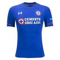 Cruz Azul 2017-2018 Home Soccer Jersey camiseta de Futbol AAA Thailand Quality Cheap Discount Football Shirts Wholesale Online Free Shipping