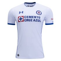Cruz Azul 2017-2018 Away Soccer Jersey camiseta de Futbol AAA Thailand Quality Cheap Discount Football Shirts Wholesale Online Free Shipping