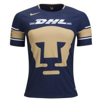 Pumas UNAM 2017-2018 Home Soccer Jersey camiseta de Futbol AAA Thailand Quality Cheap Discount Football Shirts Wholesale Online Free Shipping