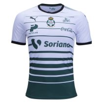 Santos Laguna 2017-2018 Home Soccer Jersey camiseta de Futbol AAA Thailand Quality Cheap Discount Football Shirts Wholesale Online Free Shipping