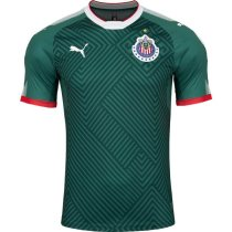 Chivas 2017-2018 Third Away Soccer Jersey camiseta de Futbol AAA Thailand Quality Cheap Discount Football Shirts Wholesale Online Free Shipping