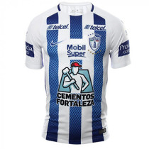 Pachuca 2017-2018 Home Soccer Jersey camiseta de Futbol AAA Thailand Quality Cheap Discount Football Shirts Wholesale Online Free Shipping