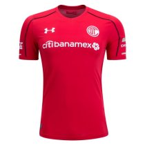 Toluca 2017-2018 Home Soccer Jersey camiseta de Futbol AAA Thailand Quality Cheap Discount Football Shirts Wholesale Online Free Shipping