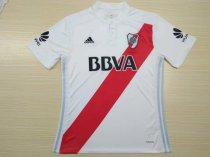 River Plate 2017-2018 Home Soccer Jersey camiseta de Futbol AAA Thailand Quality Wholesale Cheap Football Discount shirt thai version free shipping
