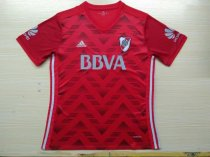 River Plate 2017-2018 Away Soccer Jersey camiseta de Futbol AAA Thailand Quality Wholesale Cheap Football Discount shirt thai version free shipping